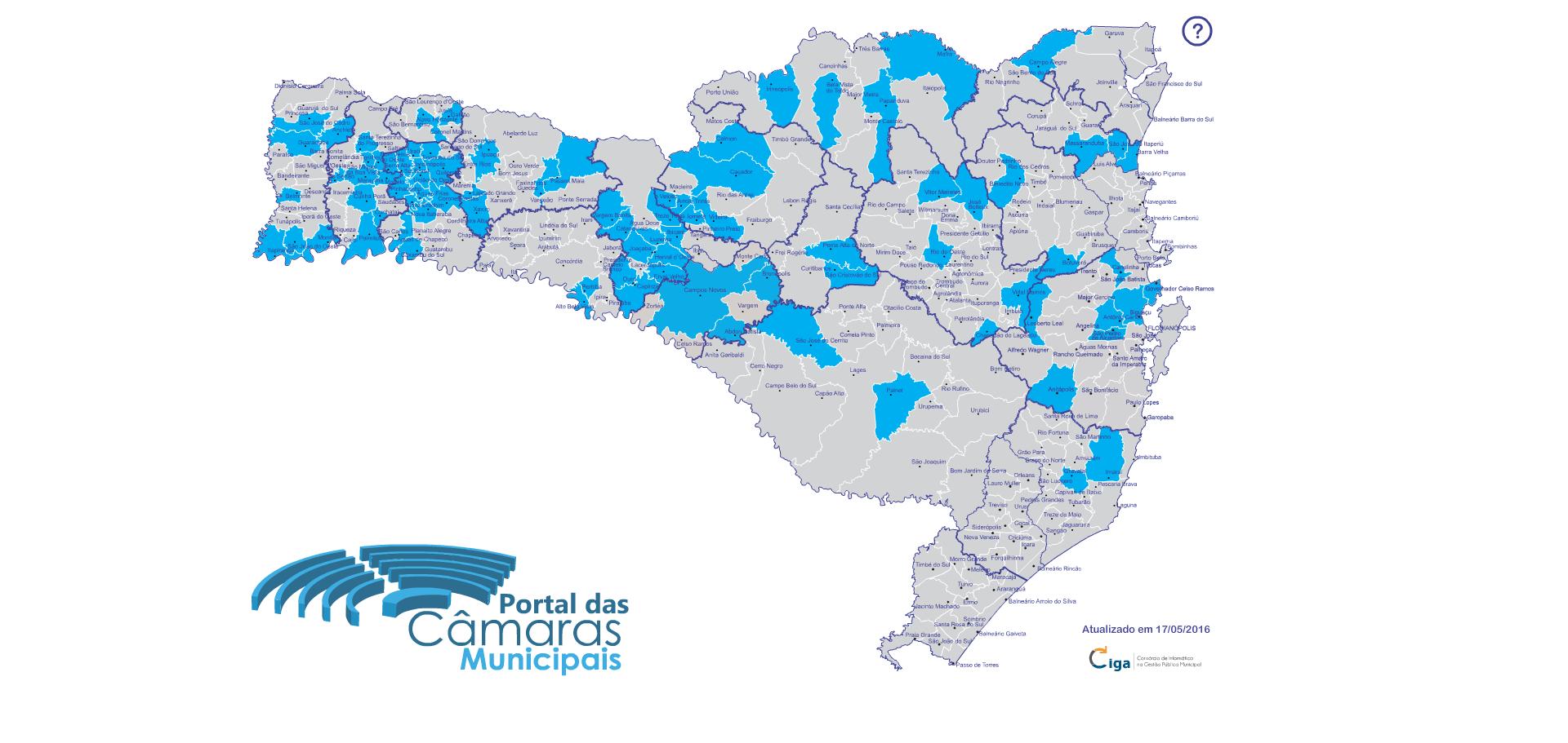 Mapa G-Camara